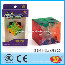 2015 Hot saling YJ YongJun YuPo Speed Cube Educational Toys English Packing for Promotion
